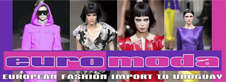 EuroModa - European Fashion Import To Uruguay